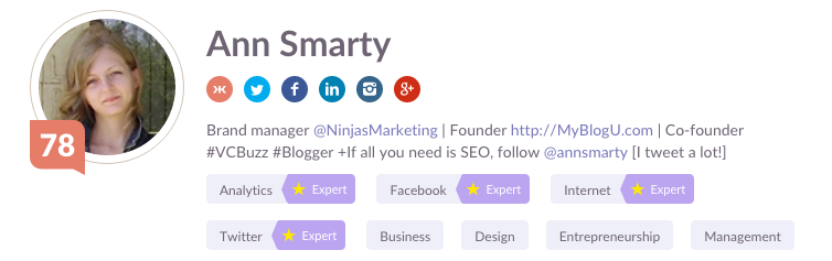 Anny_Smarty_Klout