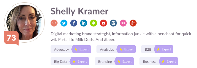 Shelly_Kramer_Klout